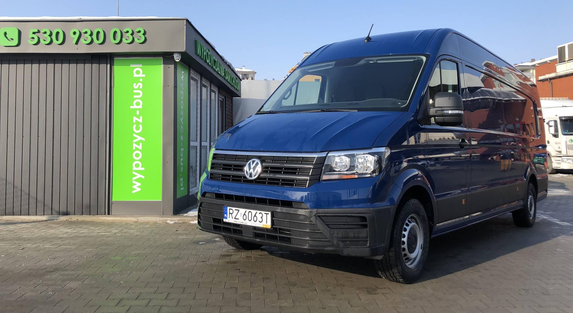 Wypożyczalnia samochodów dostawczych Rzeszów
